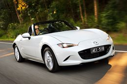 Mazda MX-5 auto review