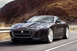 Jaguar F-Type V6 S AWD review