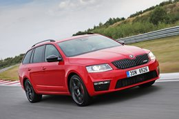 Skoda Octavia RS230 review