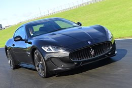 Maserati GT Sportline review