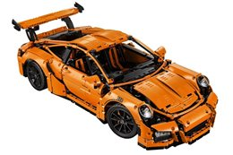 Lego reveals Porsche 911 GT3 RS Technic set