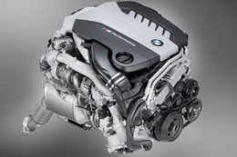 BMW announces quad-turbo six cylinder engine