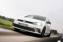 Volkswagen Golf GTI Clubsport review