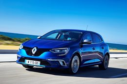 Renault Megane GT review