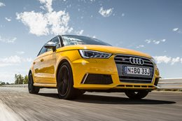 Audi S1 long-term update 3