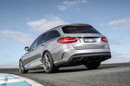 Mercedes-AMG C63 S Estate review