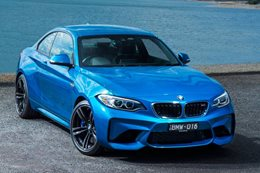 Australia's BMW M2 allocation boosted
