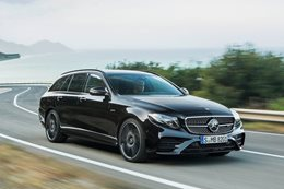 Mercedes-AMG E43 Estate revealed