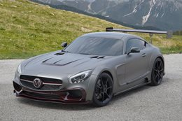 Mansory 530kW Mercedes-AMG GT S