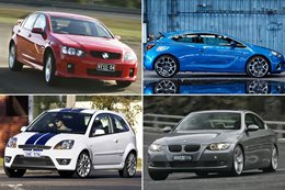 Top 5 driver's car bargains
