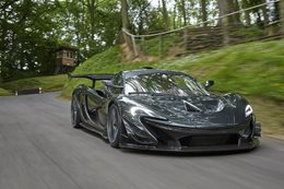 McLaren to unleash P1 GTR road car
