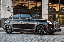 Mini Cooper S Carbon Edition released