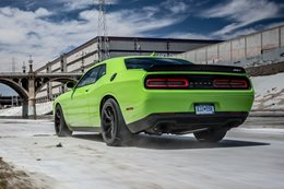 Dodge Challenger Hellcat available in Australia