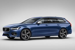 Volvo V90 T8 Estate coming to Australia