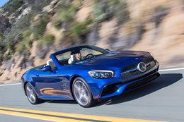 2016 Mercedes-Benz SL500 review