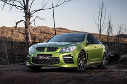 HSV GTS fastest Australian car ever