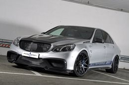 Posaiden create monster Mercedes-AMG E63 RS850+