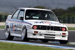 Peter Brock BMW E30 M3 for sale