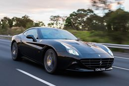 2016 Ferrari California T HS review