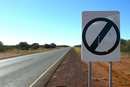 Northern Territory expands open speed limit zone