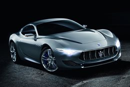 Maserati Alfieri and GranTurismo coming soon