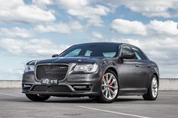 Chrysler 300 SRT long-term report one