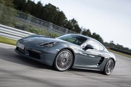 Porsche 718 Cayman review