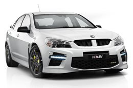 Commodore SS or used HSV GTS