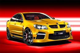 HSV to build 476kW LS9 GTS
