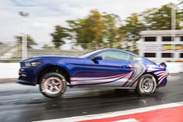 Mustang Cobra Jet engine available in Oz
