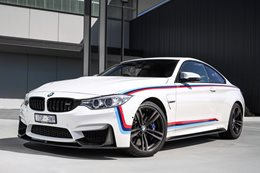 2016 BMW M4 M Performance review