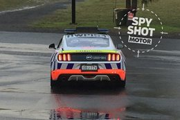 SPIED: Ford Mustang Highway Patrol prototype