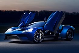Ford GTs allocated to customers