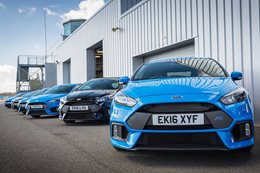 Ford Focus RS Mountune revealed