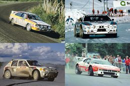 Car of Group B Part 1