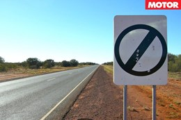 Northern Territory returns to speed limits