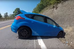 Ford Focus RS Drift Mode fail