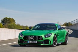 Six Mercedes-AMG GT R Core Strengths