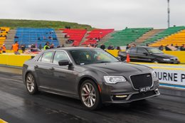 Chrysler 300 SRT long-term report three