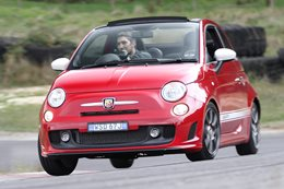 2016 Abarth 595 Review