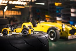 Lego reveal Caterham Seven 620R