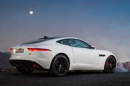 Jaguar F-Type: Celebrating the manual gearbox
