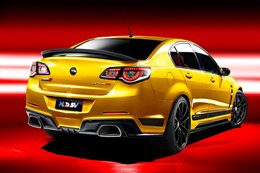 Fastest HSV ever to be called GTS-R W1