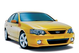 Archive: AU Falcon XR8 review