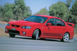 Archive: Ford FPV GT review