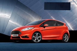 2017 Ford Fiesta ST Ecoboost