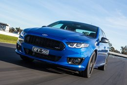 Ford Falcon XR8 Sprint