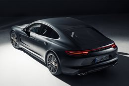 2017 Porsche Panamera Turbo: the full story