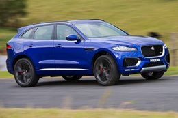 2016 Jaguar F-Pace S 35t review