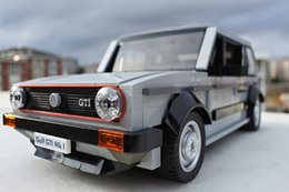 LEGO considering VW Golf GTI kit